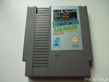 NINTENDO NES / Rad Racer [NES-RC-FRA]