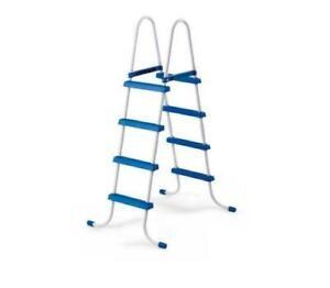 Intex Aboveground Pool Ladder 42 Inch (106cm) Bestway Above Ground Splasher Pool