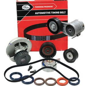 Timing Belt Kit+Water Pump+Fan Belt/Tensioner For Holden Viva JF F18D3 1.8L DOHC