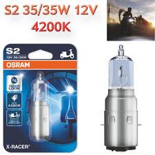 Osram S2 35/35W 12V 4200K X-Racer Motorrad Lampen Xenon E-geprüft 64327XR-01
