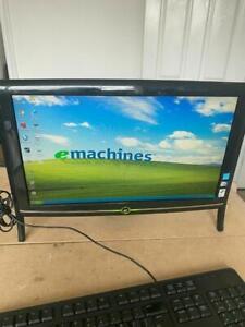 eMachines EZ1601 All in One PC - Atom N270 @1.60GHz, 1GB, 160GB