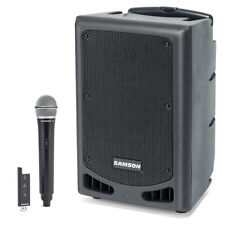 Samson Expedition Xp208w Rechargeable Portable PA With Handheld Wireless System