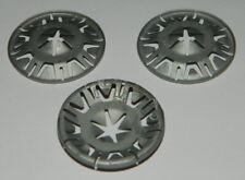 10 St. Klemmscheibe Metall für Audi / VW Clip Clips Metallscheiben Unterboden
