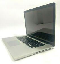 "Apple MacBook Pro 4,1 A1286 15.4"" i7-3615QM 2.3GHz DDR3 16GB RAM 480GB SSD"