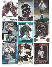 Lot of 900 Anaheim DUCKS Hockey Cards Set Boxed Packs - Kariya Selanne Getzlaf