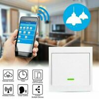 Smart WiFi Wireless Wall Light Switch Sonoff Remote Control Affordable 10A/2200W