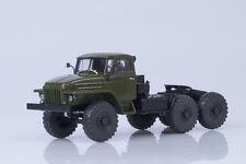 Ural-377S 6x4 tractor unit 1965 100916 1:43 Avtoistoria