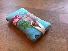 iPod Nano 7th / 8th Generation Fabric Padded Case - Cath Kidston London Scene