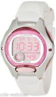 Casio LW200-7A Ladies White Digital Sports Watch 10 YEAR BATTERY Stopwatch New