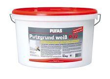 Pufas 15kg Putzgrund weiß P32 Innenfarben Grundierung Tiefgrund