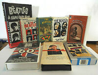 THE BEATLES ON BETA TAPE - RARE ALL OFFICIAL BETA VIDEOS FEATURING THE FAB FOUR