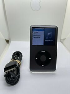 Apple iPod Classic 7. Generation Silver Gray 120GB Used Condition #29