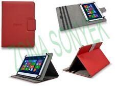 """FUNDA PARA TABLETS UNIVERSAL de 7"""" y iPad MINI color GRANATE"""