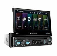 NEW Soundstream 1 Din VR-75B DVD/CD/MP3 Player Flip Up 7
