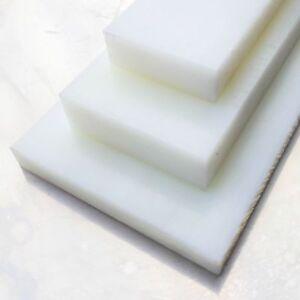 Kunststoffstab Zuschnitt Polyamid PA6 Rundstab natur /Ø 6mm 110cm L: 1100mm