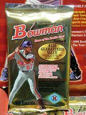 1997 BOWMAN, Series 2 Baseball Trading Card PACK (Sealed)