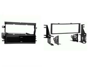 CT24FD25 Radio Caja Estereo Placa Recortada Para Ford Fusion Freestyle Focus