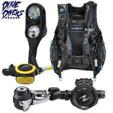 AQUALUNG PRO HD BCD SIZE XL TITAN REGULATOR OCTO I300 COMPUTER PACKAGE