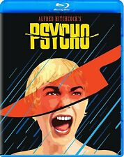 Psycho (Hitchcock) - With Slipcover ✨✨✨New Blu-Ray✨✨✨