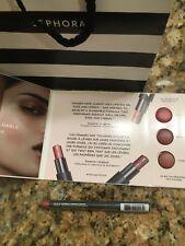 Bite Beauty Lip Pencil Crayon #022 + Multistick Weightless Color Palette