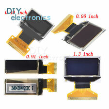 "0.49""/0.91""/0.96""/1.3"" inch OLED Display Module IIC I2C/SPI Interface SSD1306"