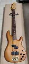 New ListingFender Precision Bass Lyte Deluxe