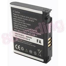 Neuf Batterie pour Samsung L170 Soul U900 U800 S7330 Z240 L810 L910 1000 mAh