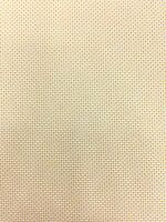 Yellow White Two Tone 100% Waterproof Outdoor Canvas Fabric - Sold By The Yard