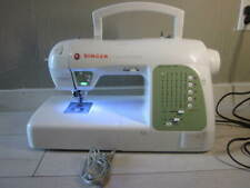 Singer Sewing Machine Futura Embroidery SEQS-6000