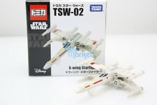 Takara Tomy Tomica Disney Star Wars TSW-02 X-Wing Starfighter Diecast Toy Car
