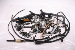 08 18 Kawasaki KLR650 Miscellaneous Parts Master Hardware Bolt Hose Tube Kit