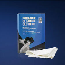 Portable Dedusting Super Soft ULTRA-MICRO Fiber Camera Cleaning Cloth + Bag KIT