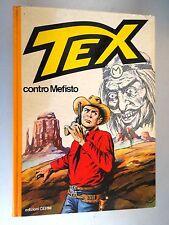 TEX CONTRO MEFISTO - CARTONATO 2° EDIZIONE DEL 1980 - OTTIMO