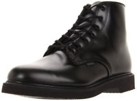 "Bates 58-B Mens Lites 6"" Uniform Leather Chukka Boot FAST FREE USA SHIPPING"