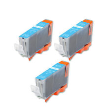 3 PHOTO CYAN New Printer Ink for Series Canon CLI-8 CLI-8PC iP6600D iP6700D
