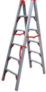 Telesteps 600FLD Folding Double-Sided Compact Stik Ladder 6'