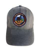 Dinosaur National Monument Adjustable Curved Bill StrapBack Dad Hat Baseball Cap
