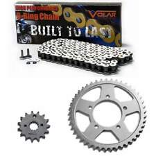 Volar Chain and Sprocket Kit Yellow for 2001-2003 Suzuki RM250 Heavy Duty