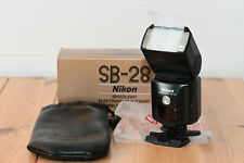 Nikon sb-28 sb 28 relámpago Flash Flash aufsteckblitz Nikkor