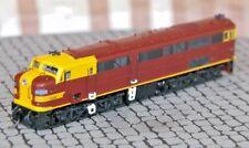 Australian - NSWGR - 44 Class - MK 3 - Indian Red Austerity - N Scale