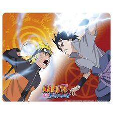 Naruto Shippuden-Tapis de Souris Tapis de souris-Naruto vs Sasuke - 23 x 19 cm