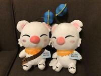 Final Fantasy Brave Exvius Moogle Moogie Plush Doll Set 2019 30cm Japan