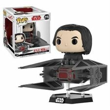 Figura Funko pop Kylo Ren con nave TIE Fighter