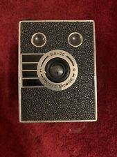 Vintage Kodak Six-20 Portrait Brownie Box Camera
