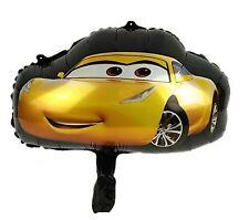 "Car foil balloon 37cm x 26.5cm 14.5"" x 10.5"" pass driving test new cruz ramirez"