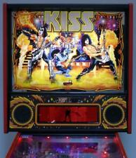 Kiss LE Pinball Stern Arcade Machine. Nice. Free Ship Floor Model Showroom .Rare