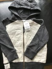 Childs Next Hoodie Light And Dark Grey Age2-3years BNWT