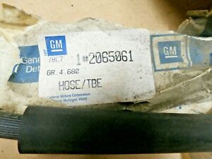 CHEVY C70 GMC C7000 6X4WD 1983 TO 1987 FRONT Truck Brake Hose OEM GM 2065061 NOS