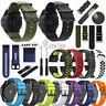For Garmin Fenix 5 5X Plus Nylon/Silicone Strap Replacement Watch Band Bracelet
