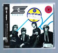 SS501/Singles[CD]JAPAN[with OBI]K-POP